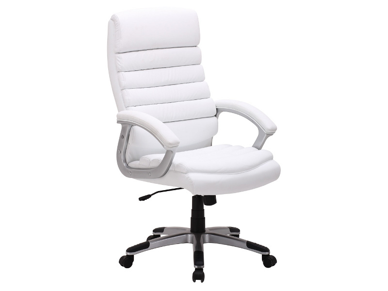 Kancelářská židle Q-087 bílá